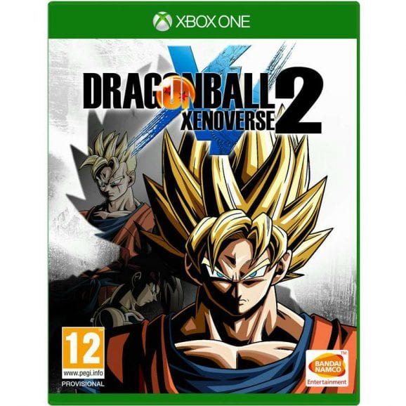 XBONE DRAGON BALL XENOVERSE 2