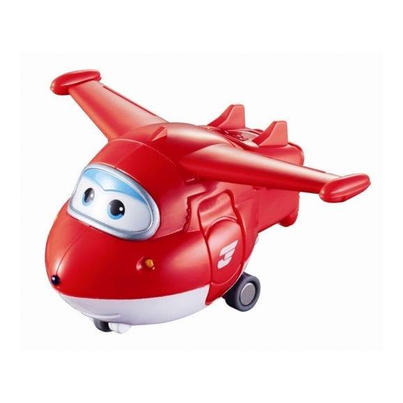 מטוס על מיני ג'ט אדום