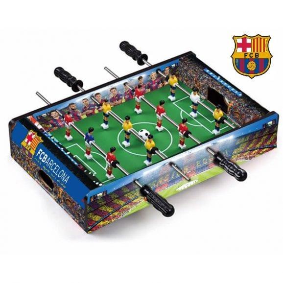 משחק כדורגל שולחני - ברצלונה