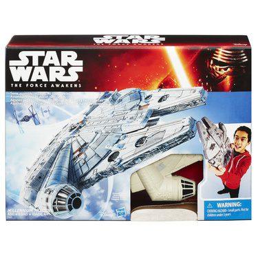 מטוס המילניום - מלחמת הכוכבים