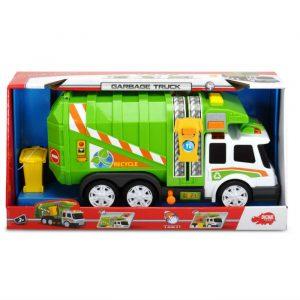 משאית אשפה גדולה