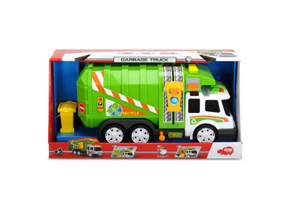 משאית אשפה גדולה - דיקי