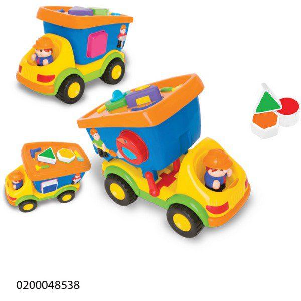 משאית פעילות לילדים