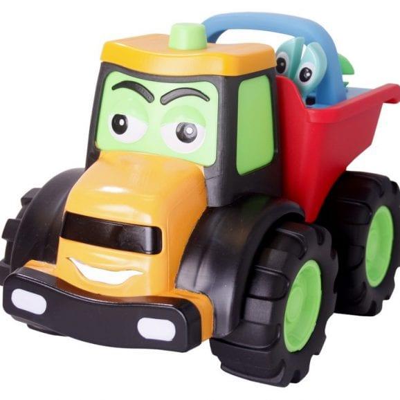דאג משאית וארגז כלים לילדים