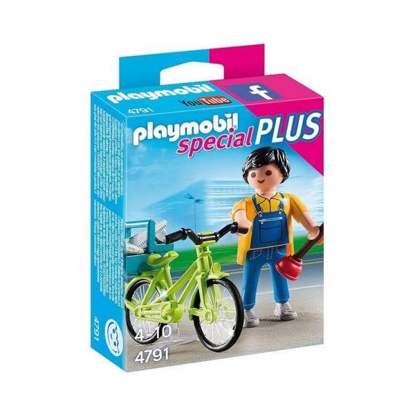 שיפוצניק ואופניים - פליימוביל 4791