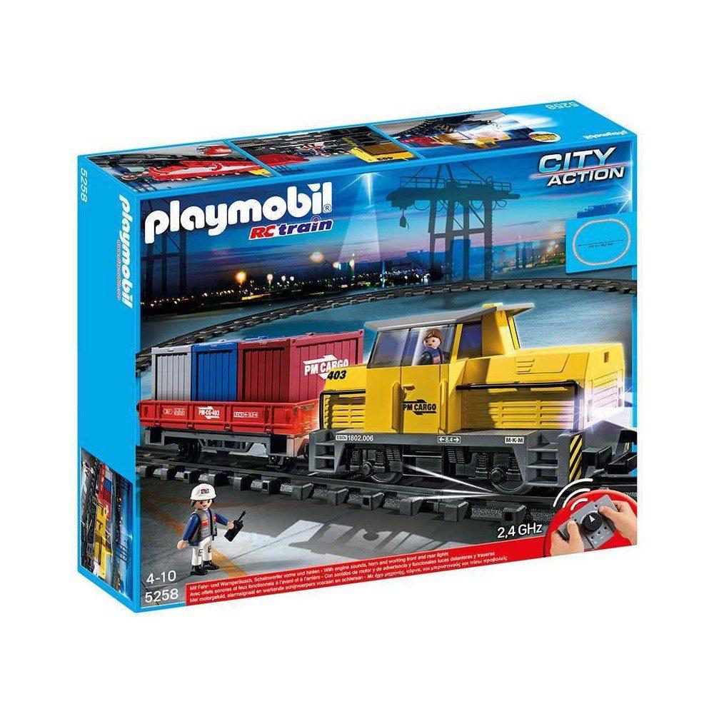 רכבת משא - פליימוביל 5258