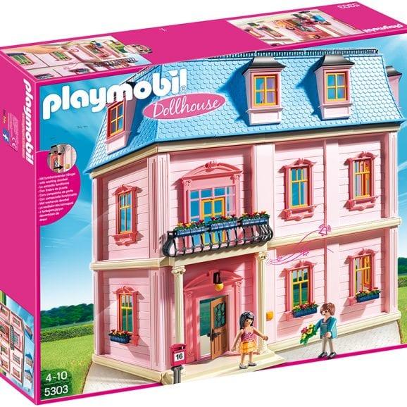 בית בובת מפואר - פליימוביל 5303