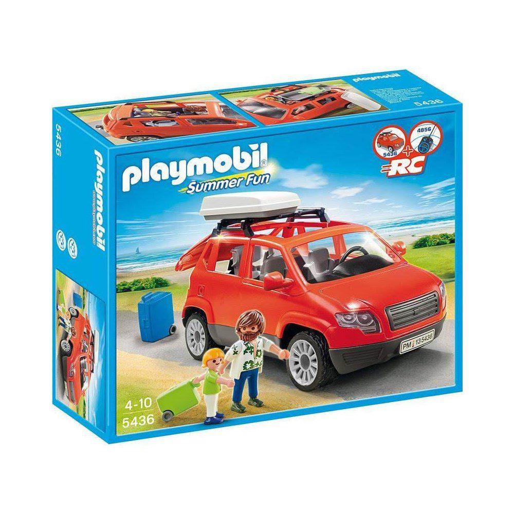 רכב נופש משפחתי - פליימוביל 5436