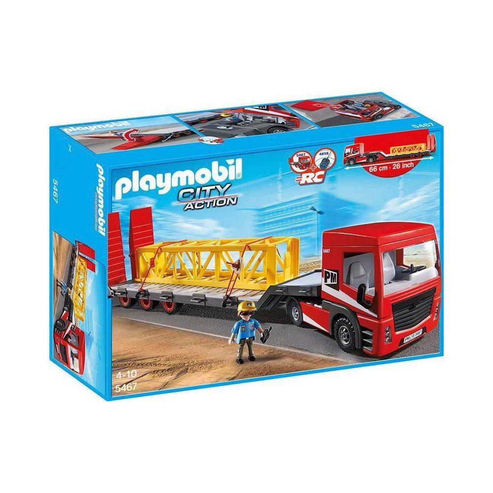 משאית עם טריילר למשא כבד - פליימוביל 5467