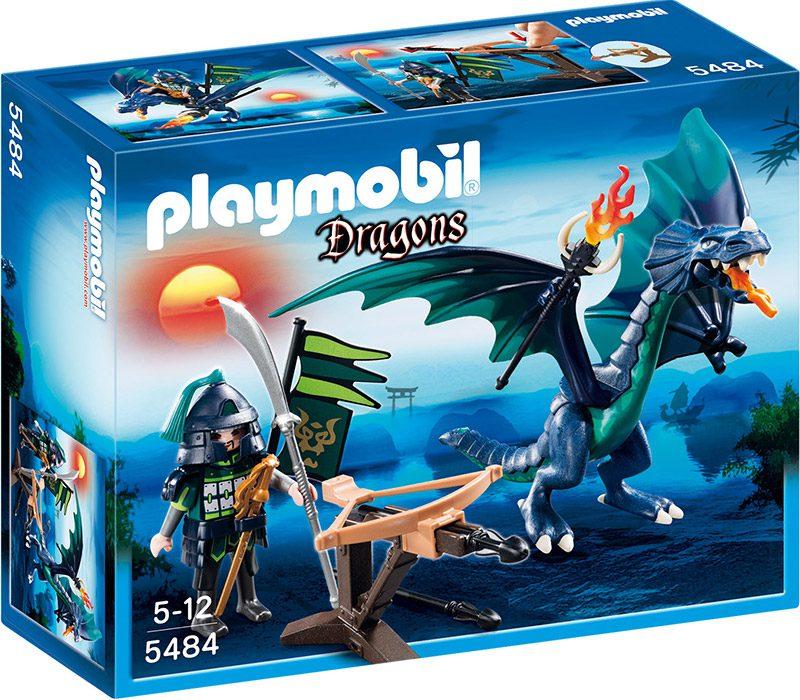 דרקון מגן - פליימוביל 5484
