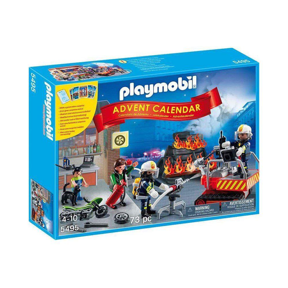 סט מיוחד מכבי האש - פליימוביל 5495