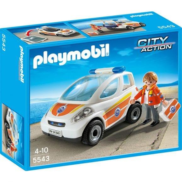 רכב הצלה - פליימוביל 5543