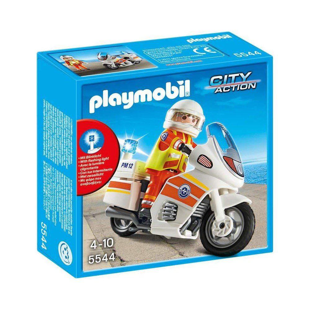אופנוע הצלה - פליימוביל 5544