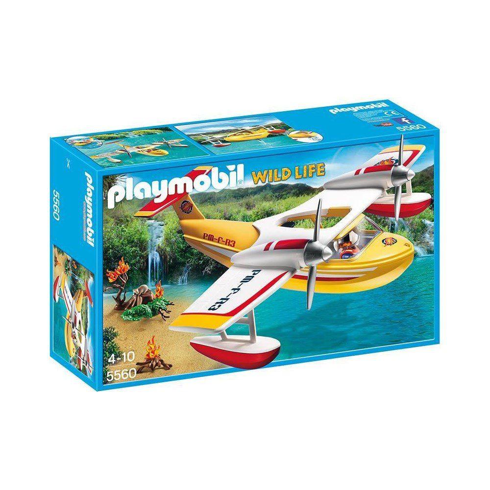 מטוס ימי לכיבוי שרפות - פליימוביל 5560
