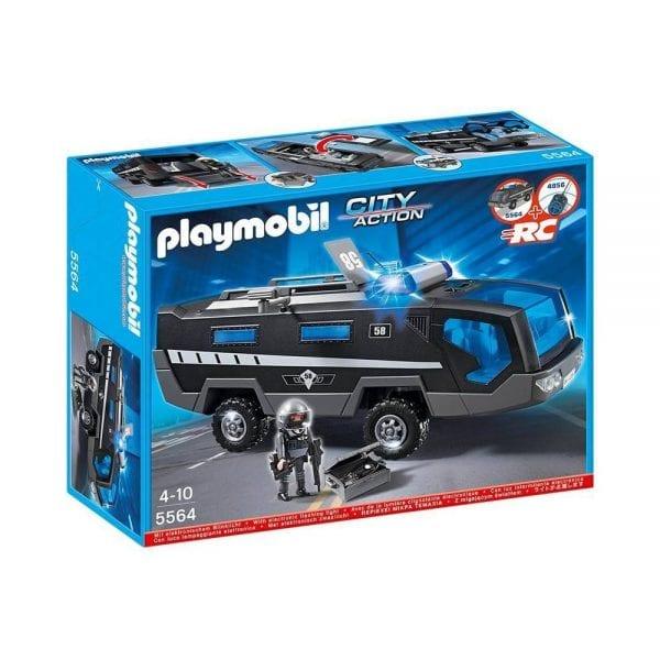 רכב מפקד מיוחד - פליימוביל 5564