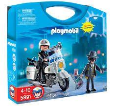 מזוודת משטרה - פליימוביל 5891