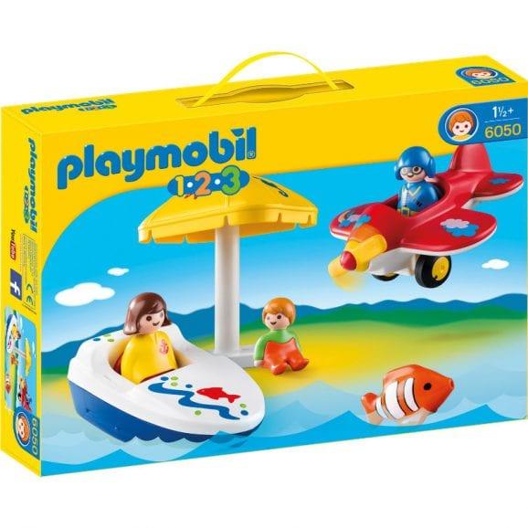 כיף על החוף - פליימוביל 6050