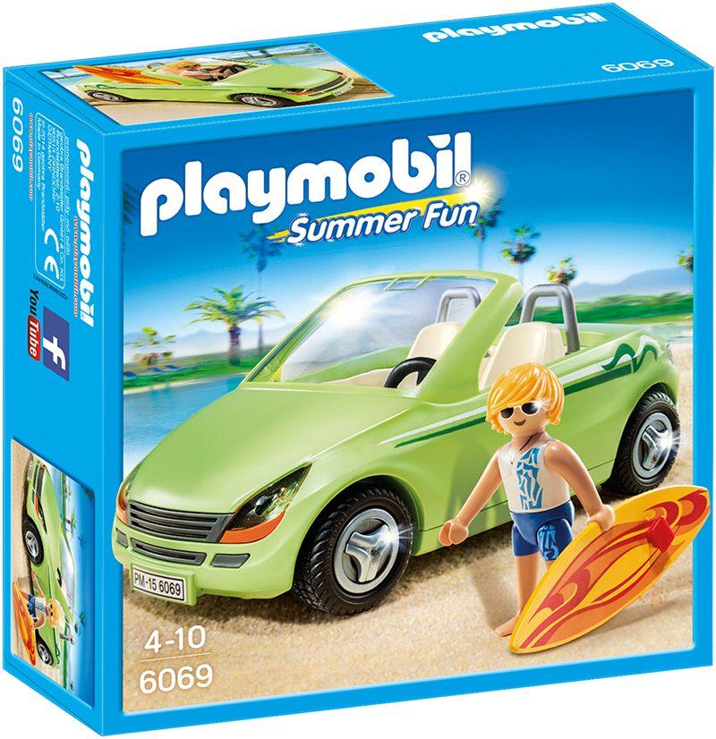 מכונית גג נפתח פליימוביל 6069