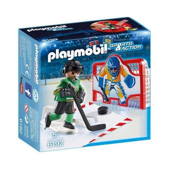 שחקן הוקי קרח ושער - פליימוביל 6192