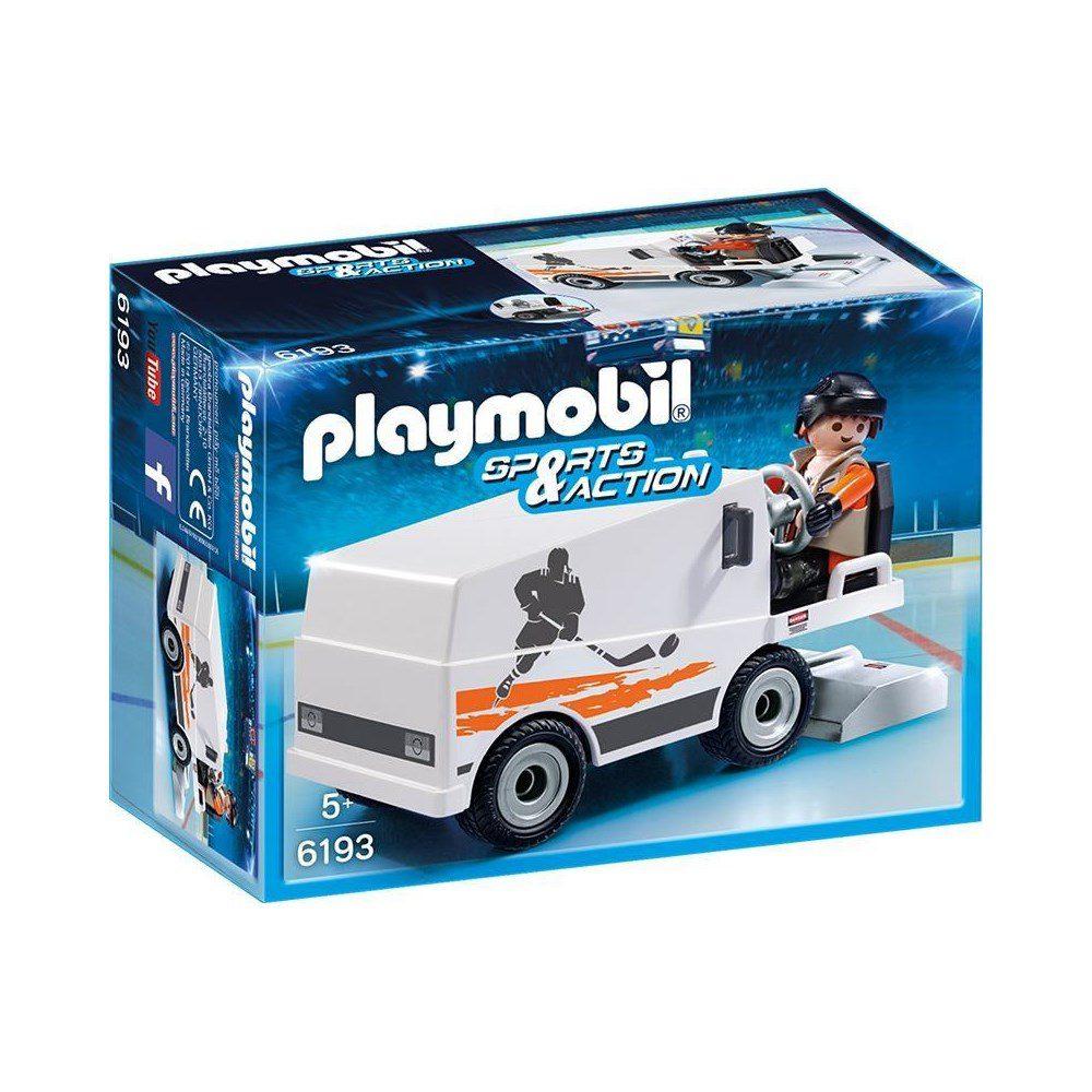 רכב ליישור משטח קרח פליימוביל 6193