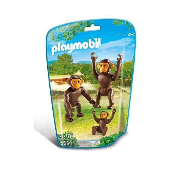 בליסטר משפחת שימפנזות - פליימוביל 6650