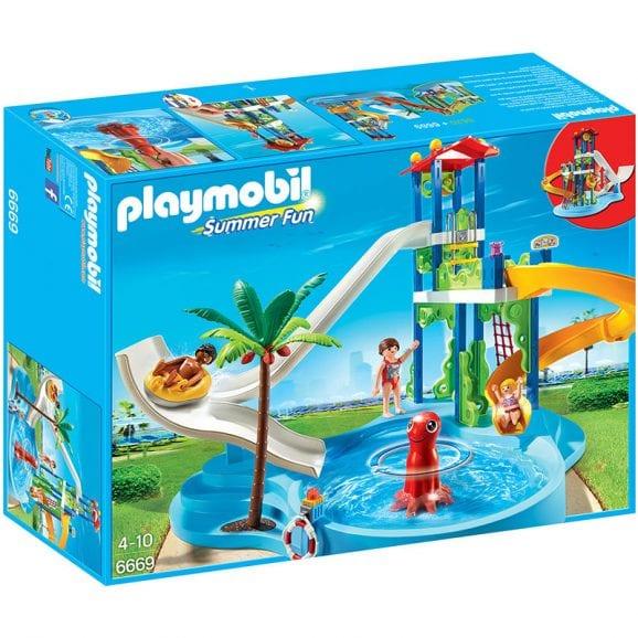 פארק מים - פליימוביל 6669