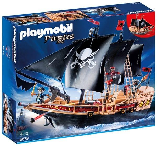 ספינת קרב פיראטית - פליימוביל 6678