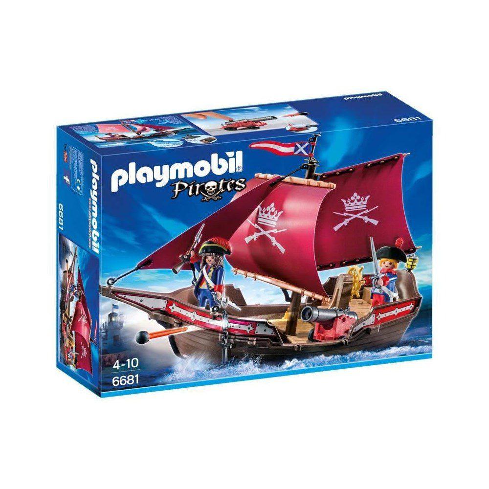 סירת פיראטים מלחמתית - פליימוביל 6681
