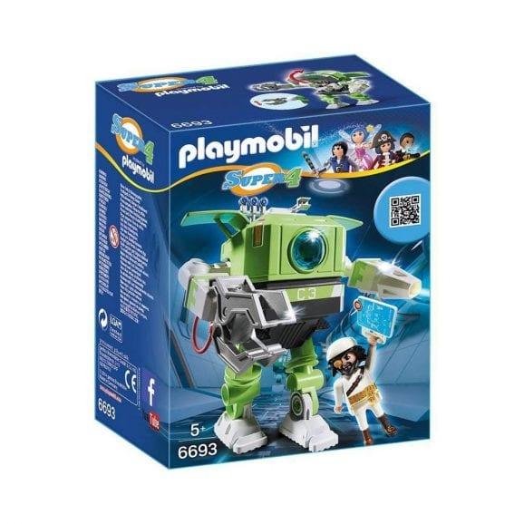 הרובוט והפיראט פליימוביל 6693