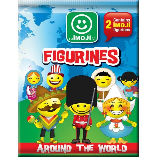מארז 10 שקיות מסביב לעולם - בכל שקית 2 בובות