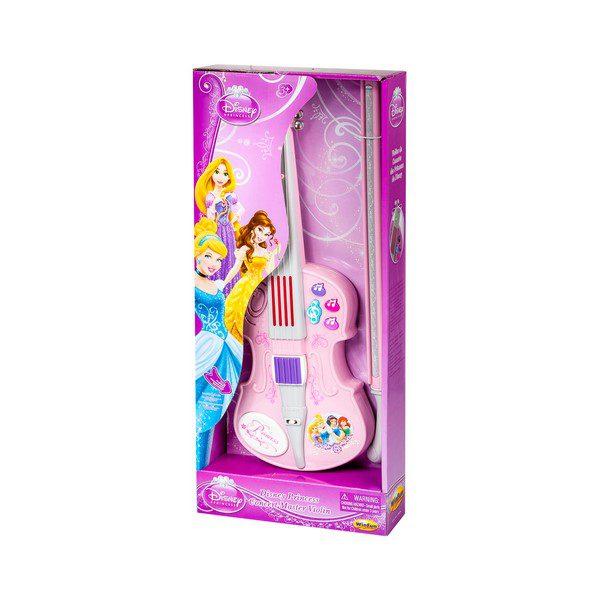 כינור אלקטרוני נסיכות לילדים