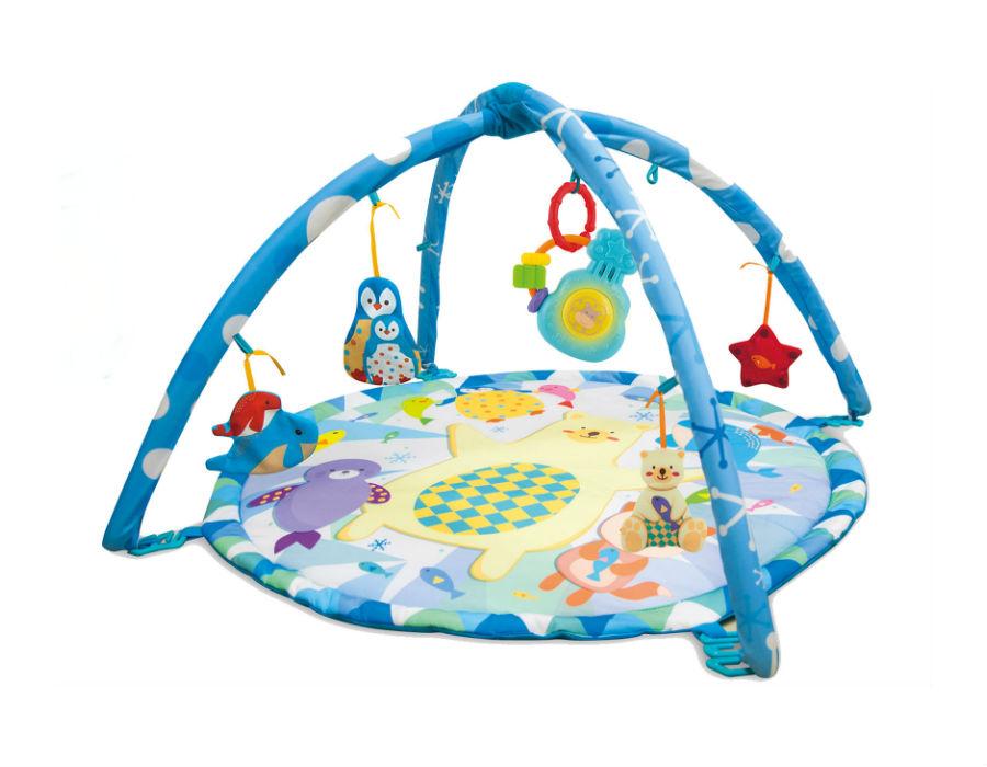 משטח פעילות ולמידה לתינוק