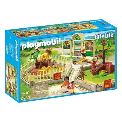 פליימוביל גן חיות גדול 5969