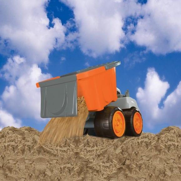 משאית עפר לילדים