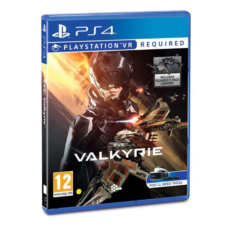 EVE VALKYRIE - VR