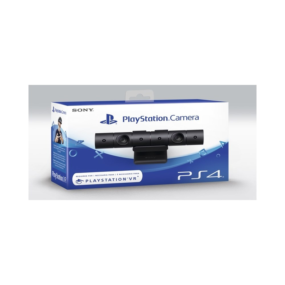 PS4 CAMERA V2 - דגם חדש