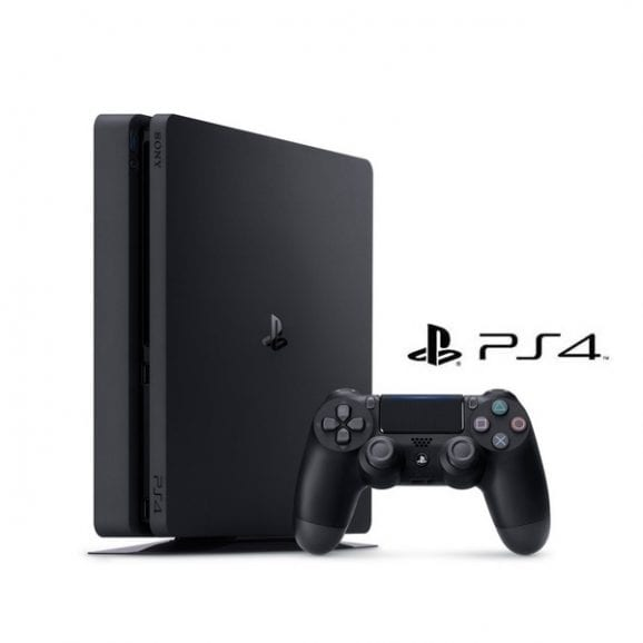 Sony Playstation 4 slim 500GB - מכשיר+בקר