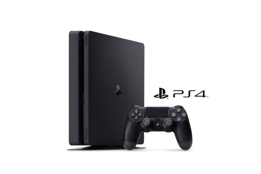 Sony Playstation 4 slim 500GB - מכשיר+בקר