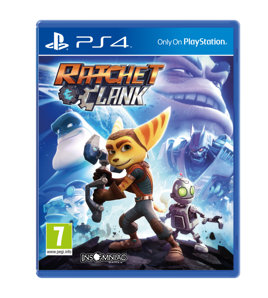 RATCHET & CLANK -PS4