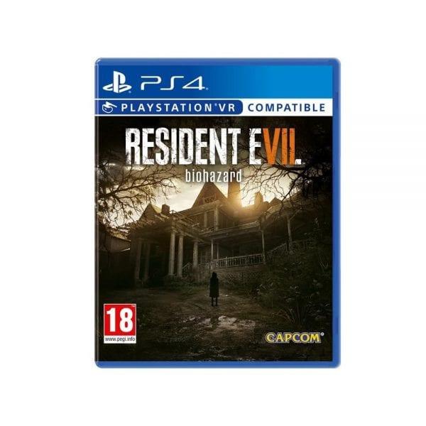 RESIDENT EVIL 7 - PS4