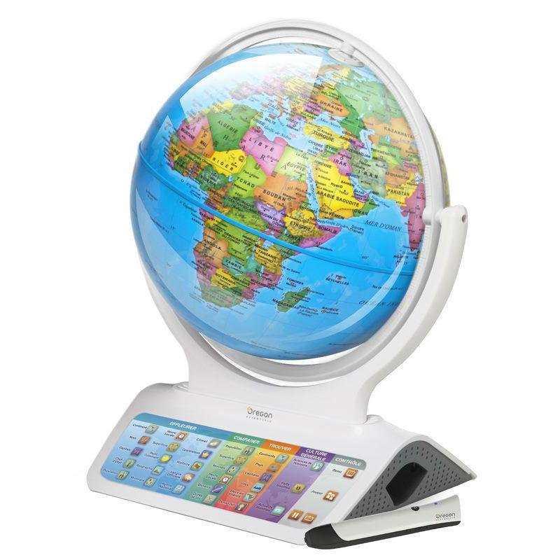 עודפים - גלובוס עולמי חכם דובר מספר שפות