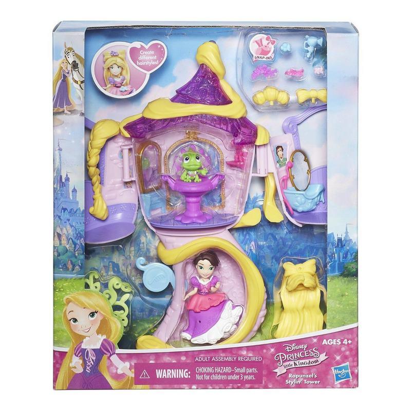 המגדל של הנסיכה רפונזל מסדרת דיסני נסיכות