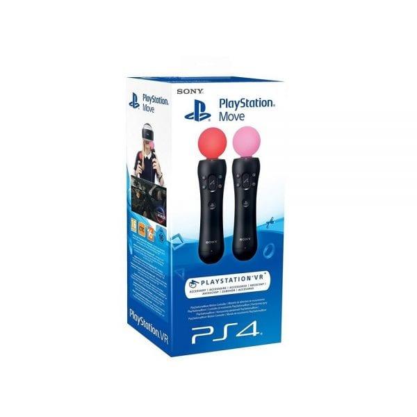 MOTION CONTROLLER PS4 BLACK - VR