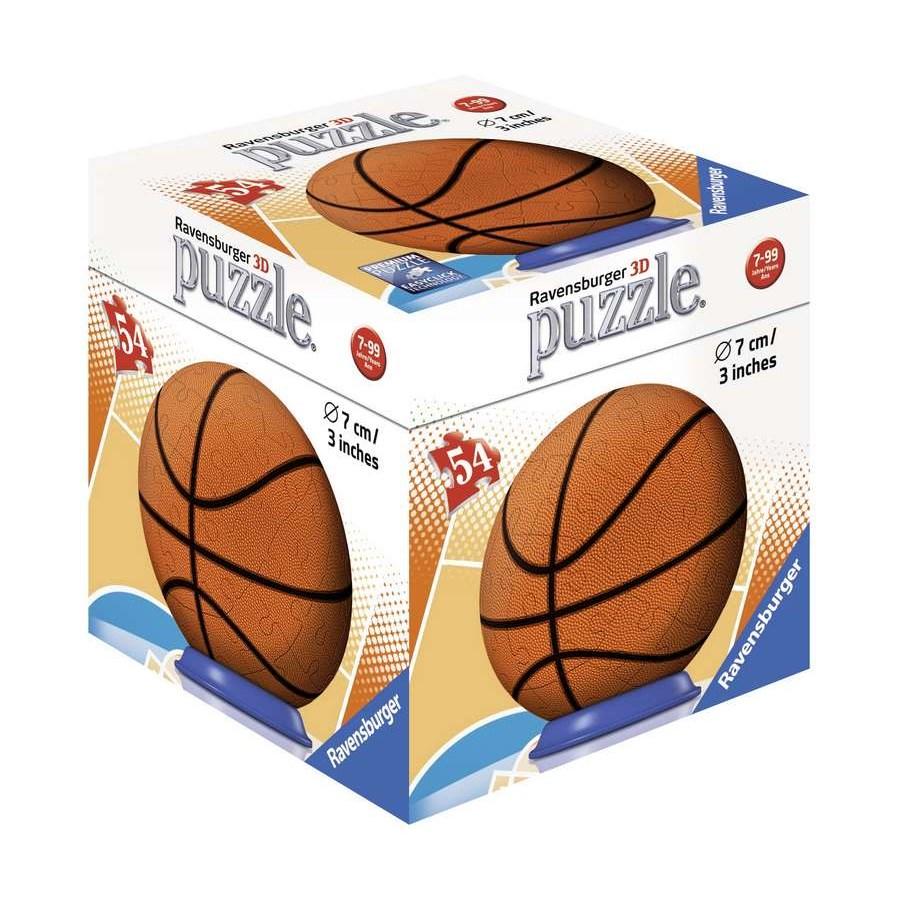 פאזל כדורסל תלת מימד