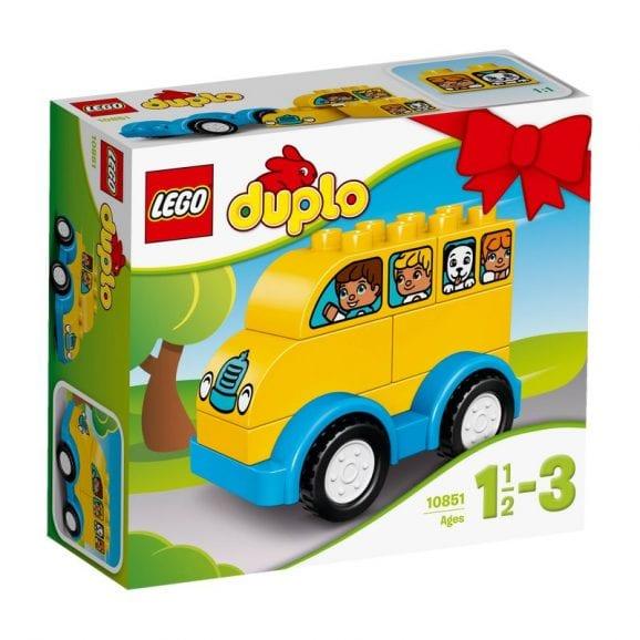 לגו דופלו - האוטובוס הראשון שלי 10851