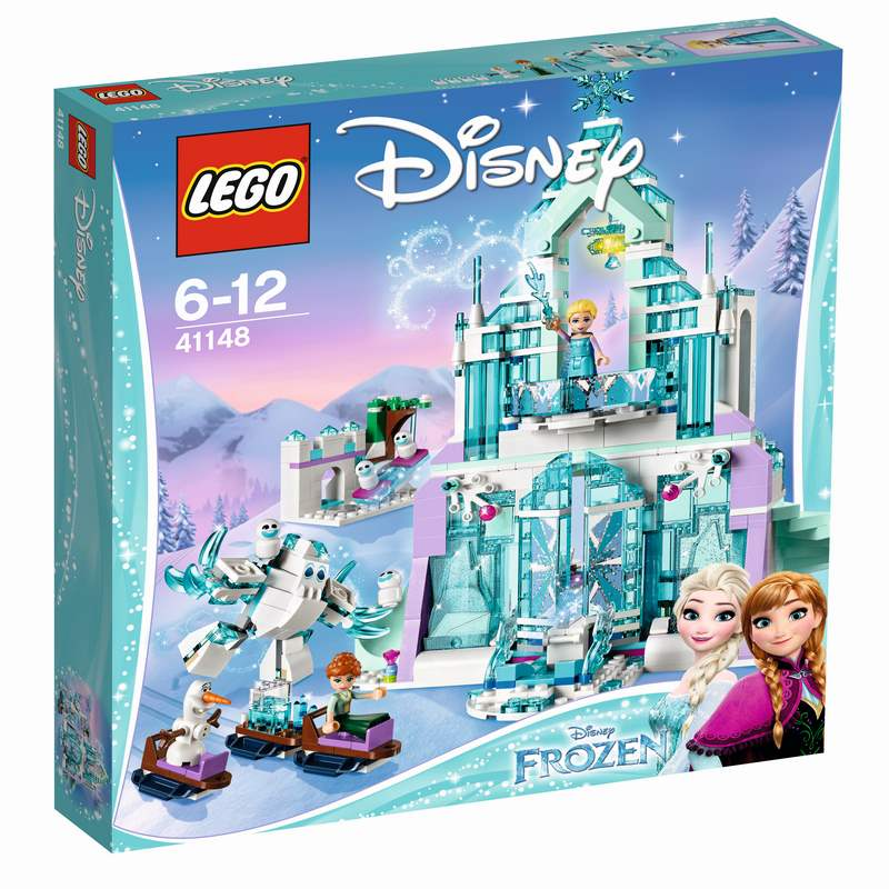 לגו נסיכות דיסני - ארמון הקרח 41148