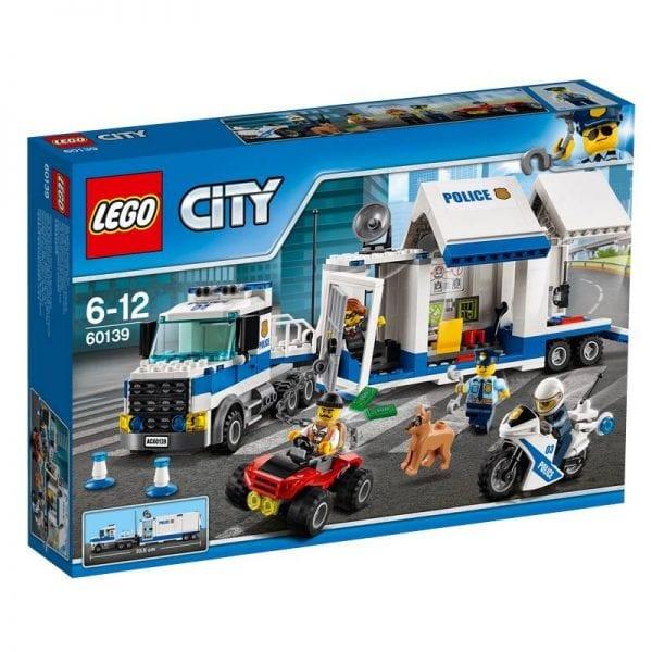 לגו סיטי - יחידת משטרה 60139