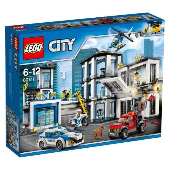 לגו סיטי - תחנת משטרה 60141