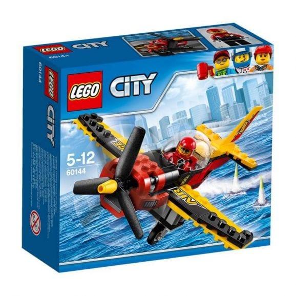 לגו סיטי - מטוס הצלה 60144