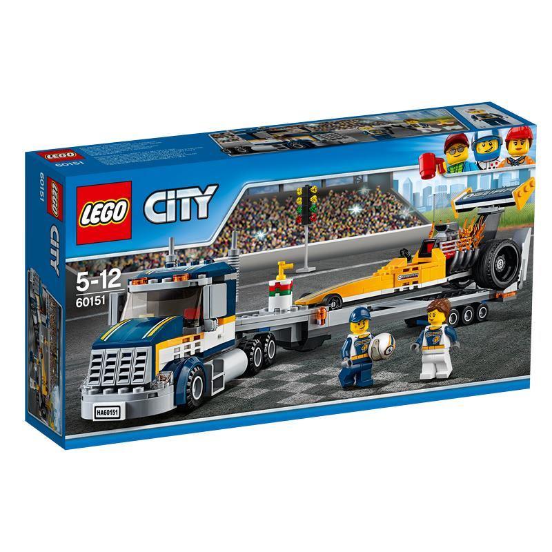 לגו סיטי - רכב העמסה 60151